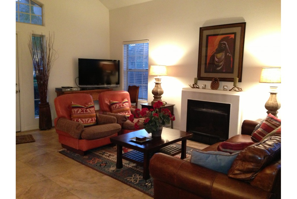 Flagstaff vacation rental with