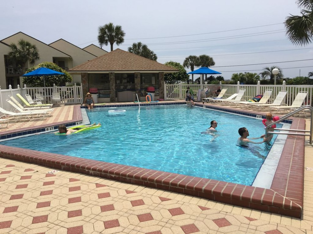Miramar Beach vacation rental with