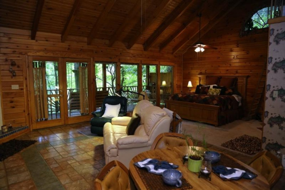 Townsend vacation rental with