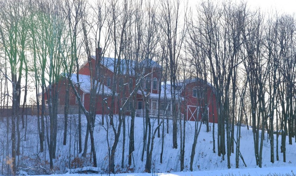 Black River Falls vacation rental with Mansion on the hill