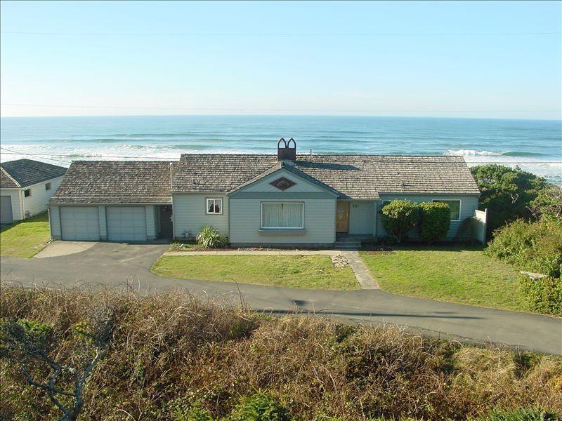 Ocean Front Home in the Heart of Newport