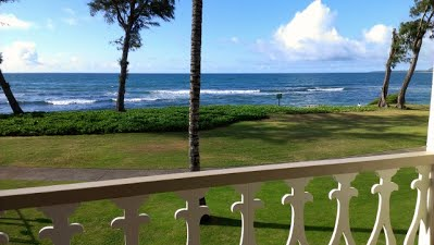 #245 Direct Oceanfront Kauai Condo Vacation Rental By Owner
