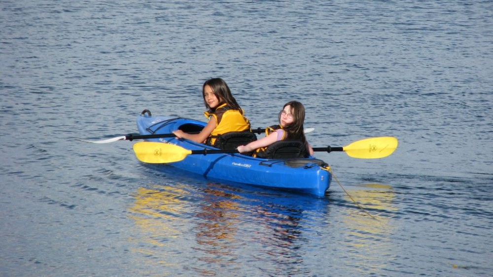 Pagosa Springs vacation rental with kayaking on the Lake