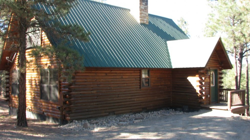 Pagosa Springs vacation rental with WELCOME TO THE BEARS DEN