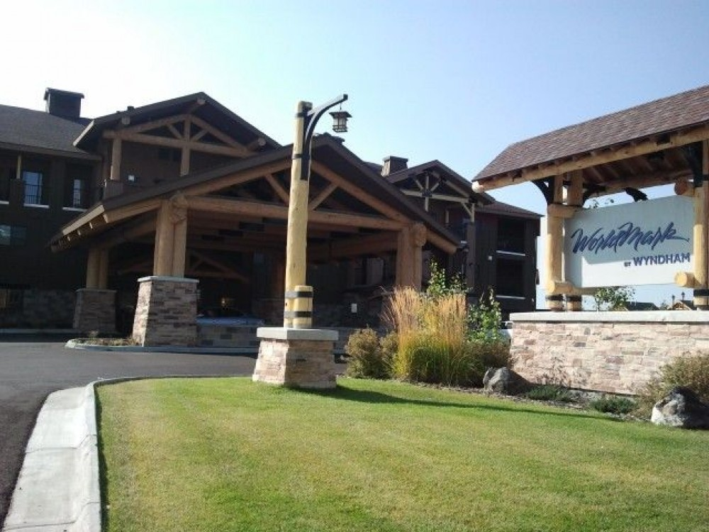 West Yellowstone vacation rental with