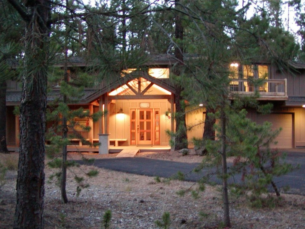 Sunriver vacation rental with