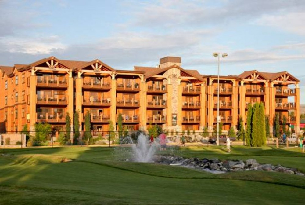 Chelan vacation rental with