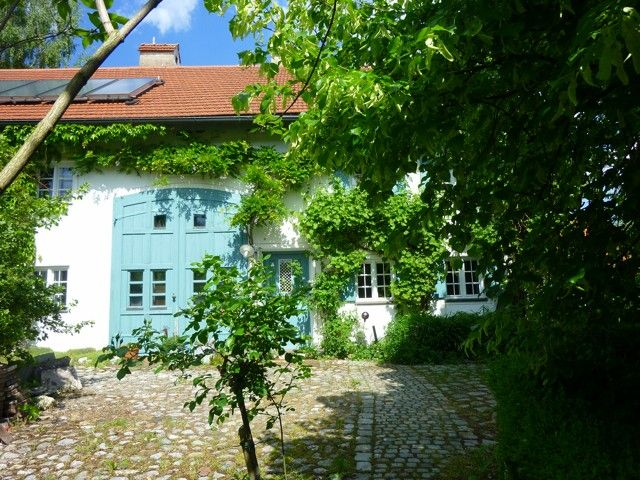 Historic Landmark house in beautiful Bavarian countryside close to Munich