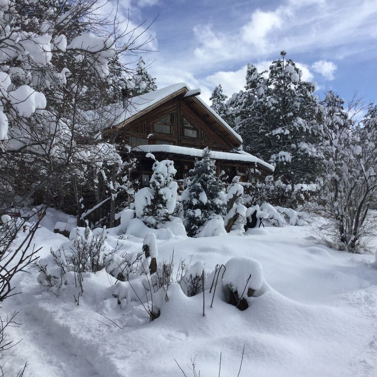 Log Cabin Home Vacation n the tall mountain pines Flagstaff