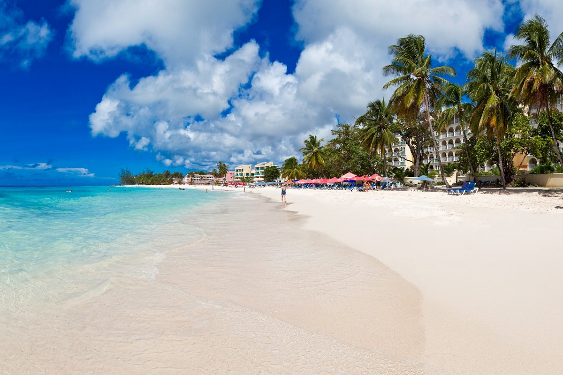 three bedroom condo On Dovers Beach Barbados South Coast