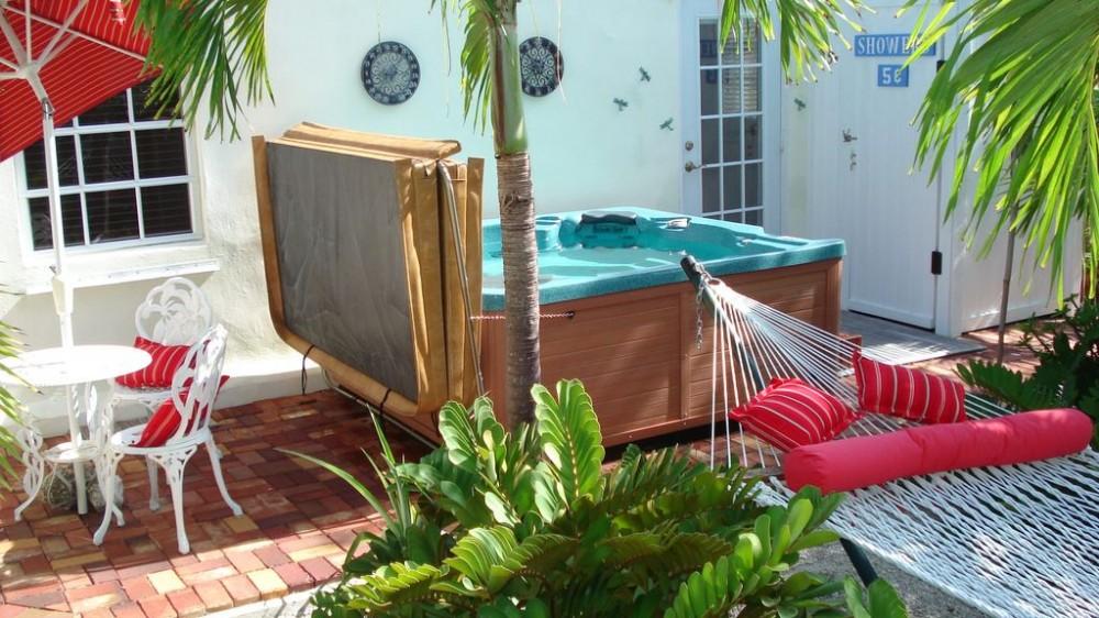 Islamorada vacation rental with Hot Tub