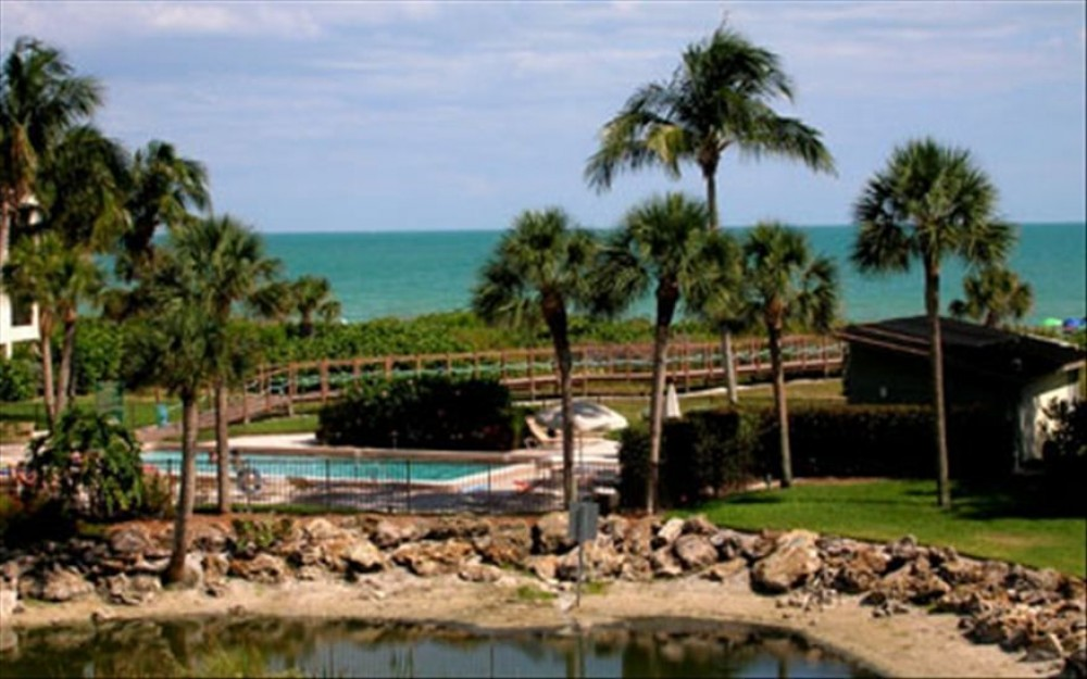 Sanibel vacation rental with