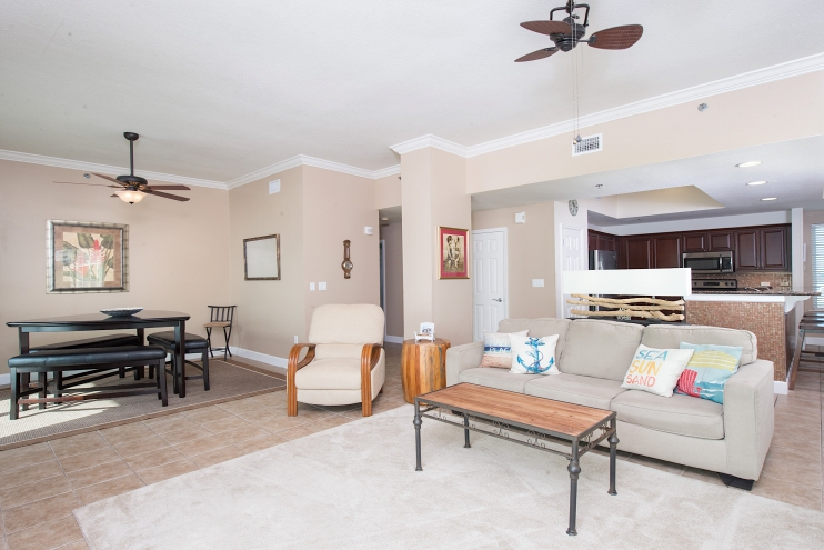 Spacious Penthouse - Gulf Front balcony - the entire floor!