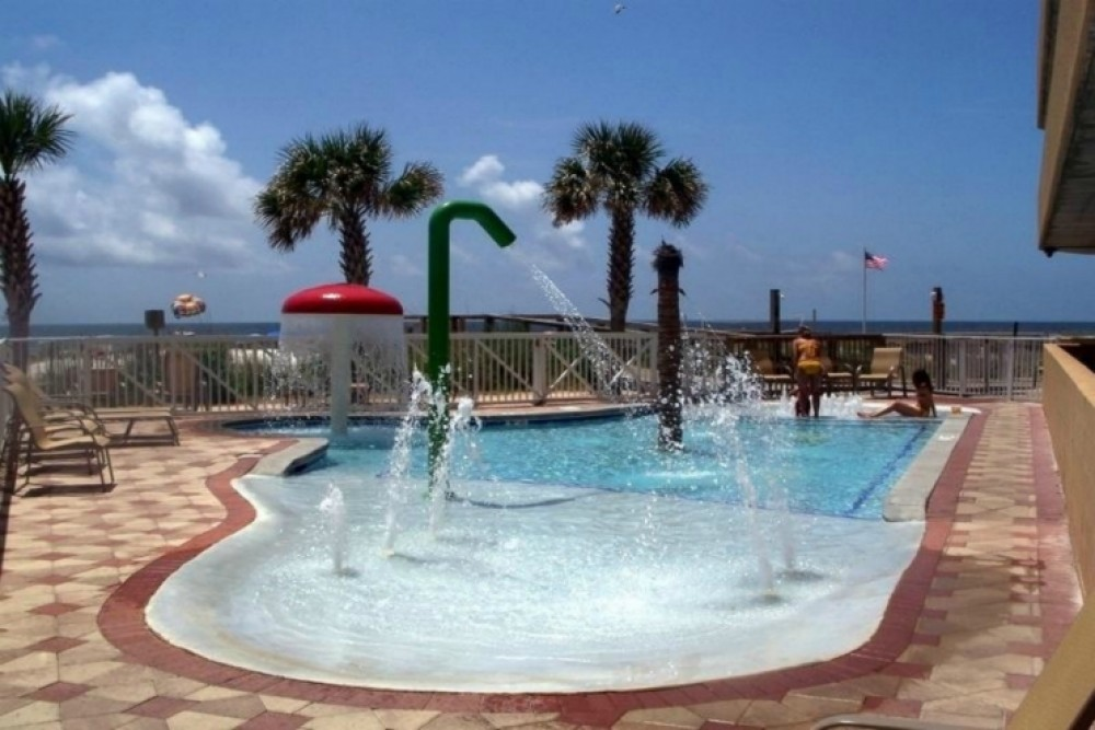 Gulf Shores vacation rental with Ariel View