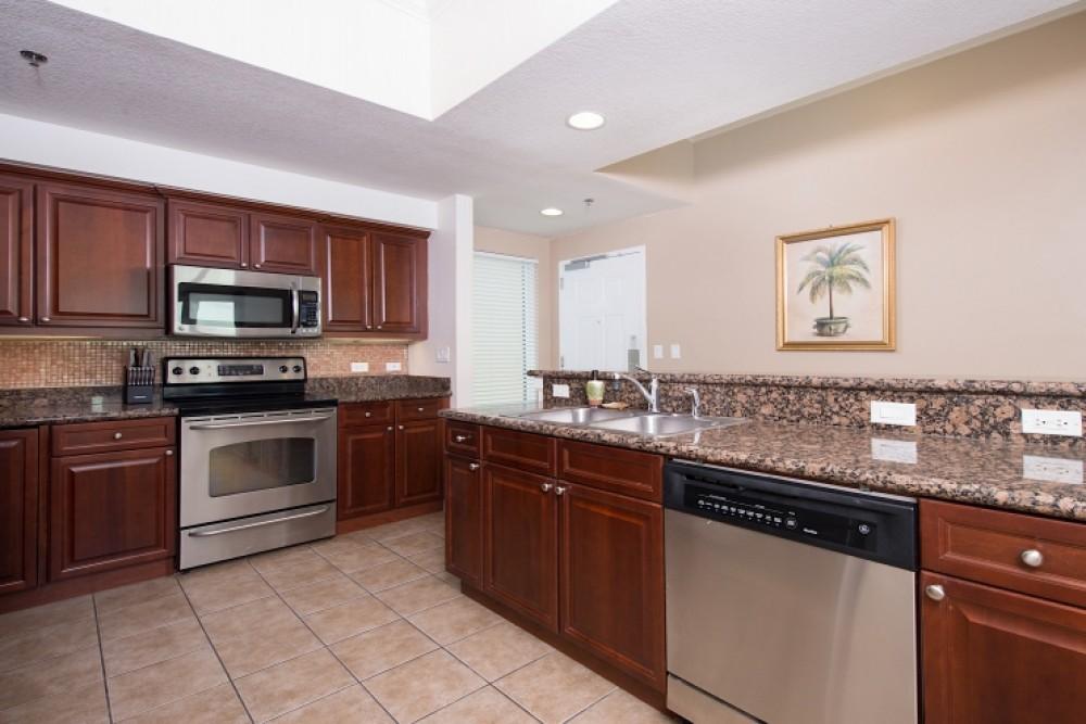 Kitchen Gulf Shores vacation home