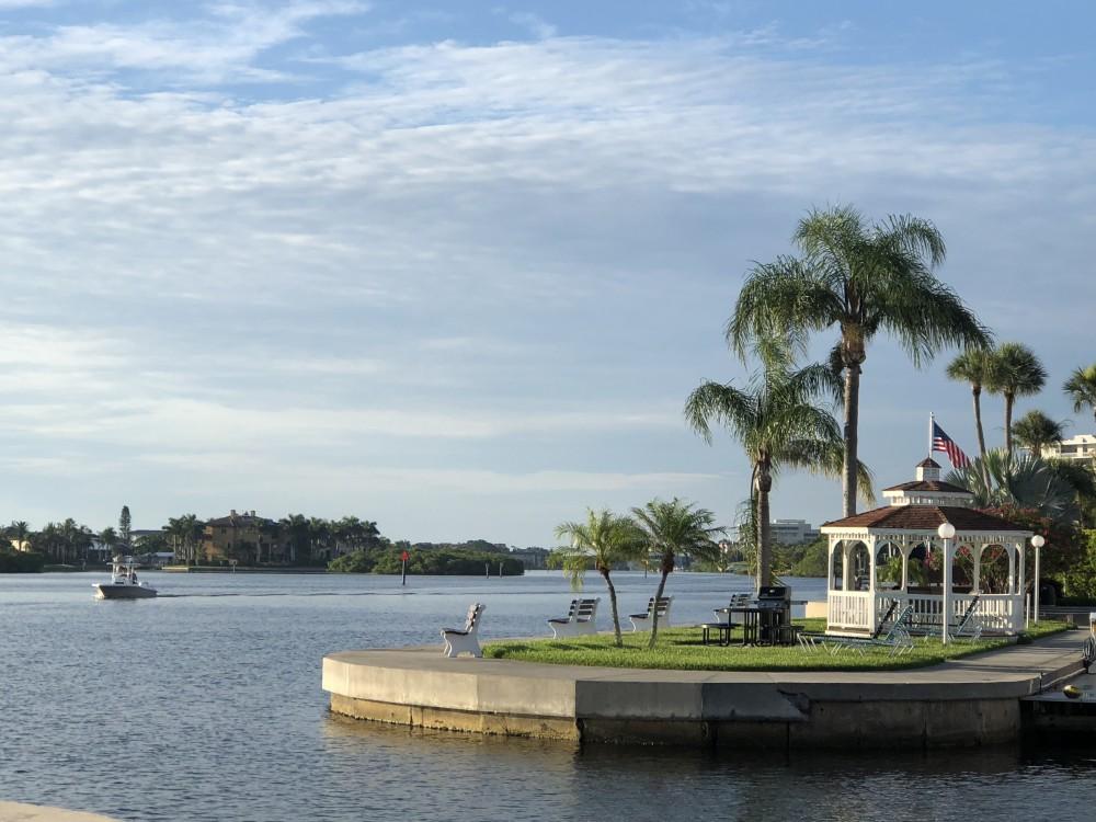 Siesta Key vacation rental with Intercoastal great views
