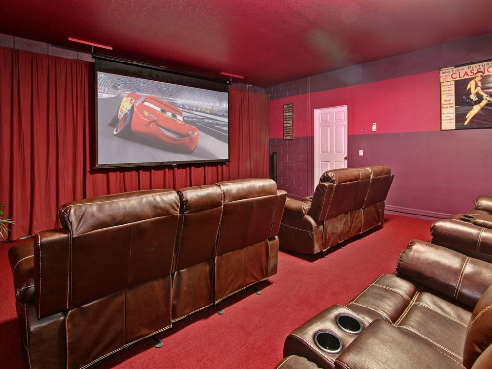 Davenport vacation rental with Theater Room