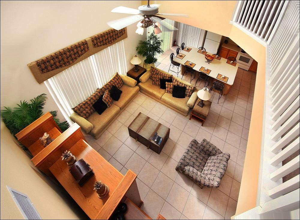 Kissimmee vacation rental with Family Room