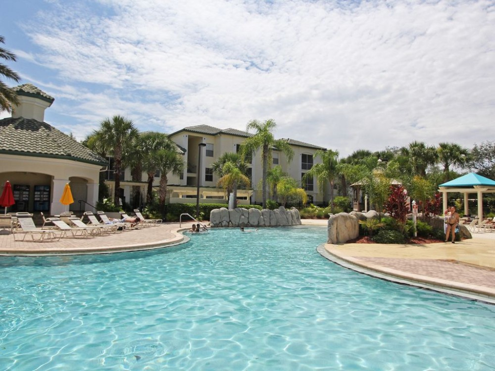 Kissimmee vacation rental with Tropical Pool at Legacy Dunes