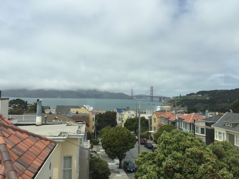 San Francisco vacation rental with
