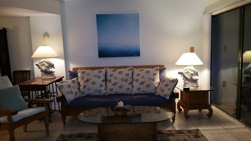 Key Largo vacation rental with Living Room