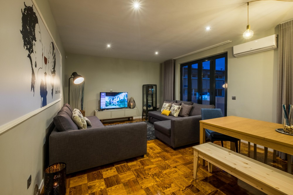 Porto vacation rental with