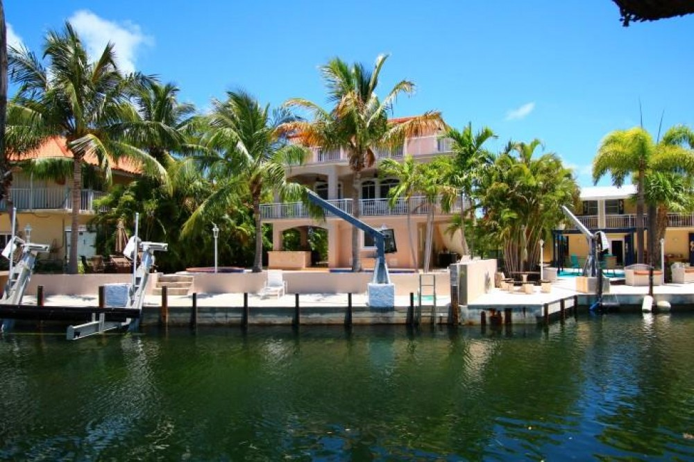 Key Largo vacation rental with View from Water