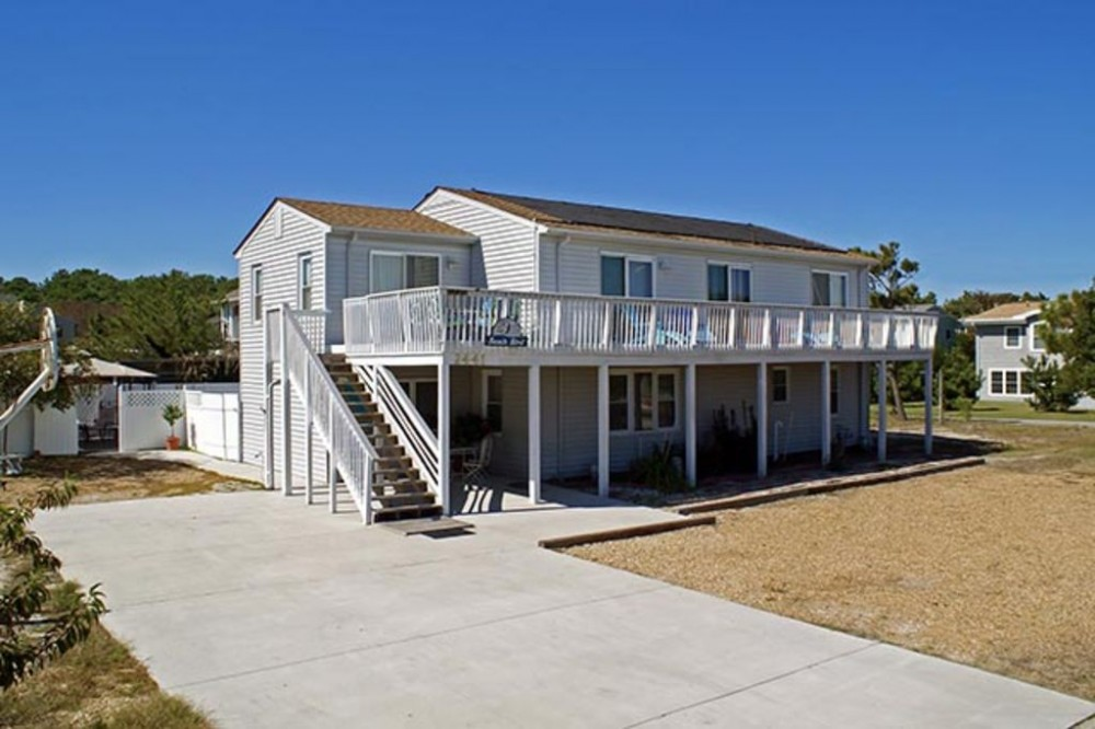 Virginia Beach vacation rental with Beach Bird