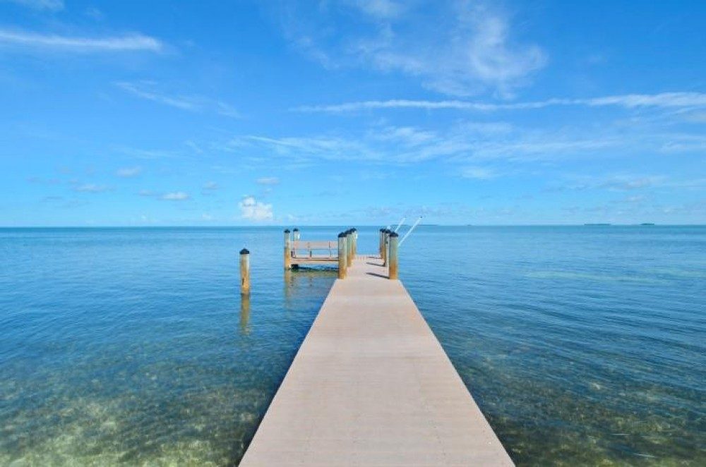Islamorada vacation rental with Dock