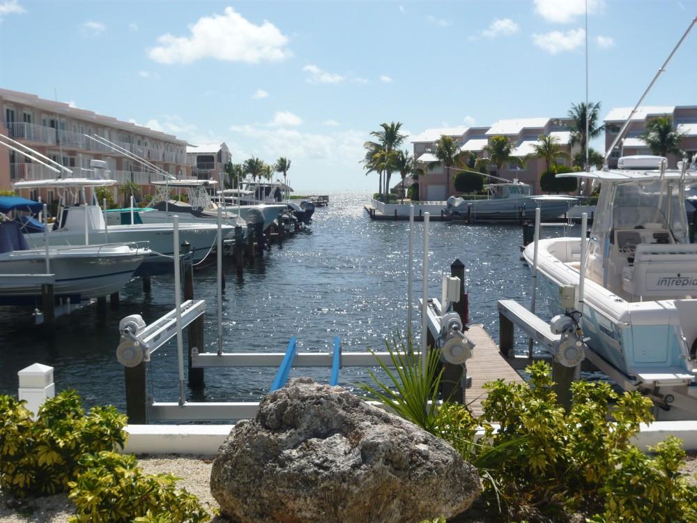 Key Largo vacation rental with Community Marina
