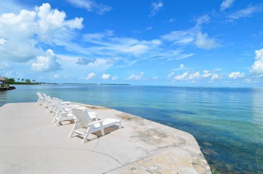 Islamorada vacation rental with Waterfront Views