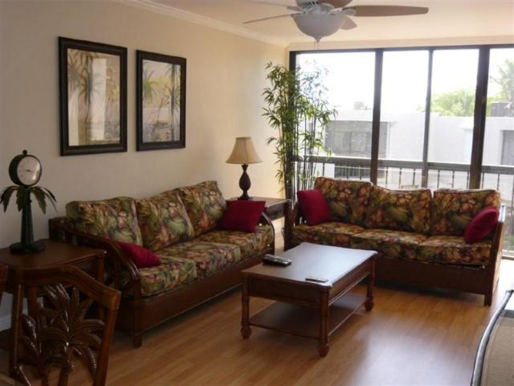 Key Largo vacation rental with Living Area