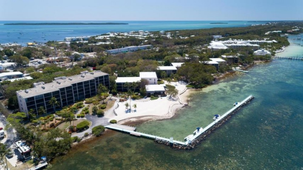 Key Largo vacation rental with Aerial View