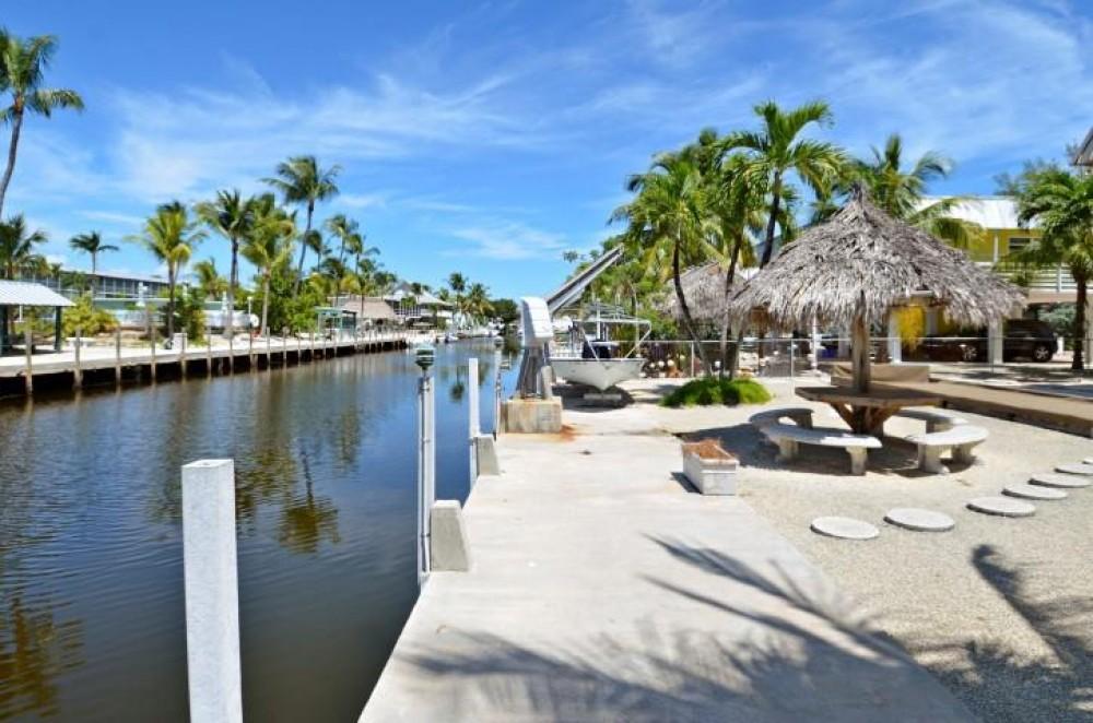 Islamorada vacation rental with Dockage