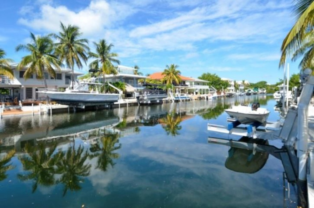 Islamorada vacation rental with Direct Access To Bay