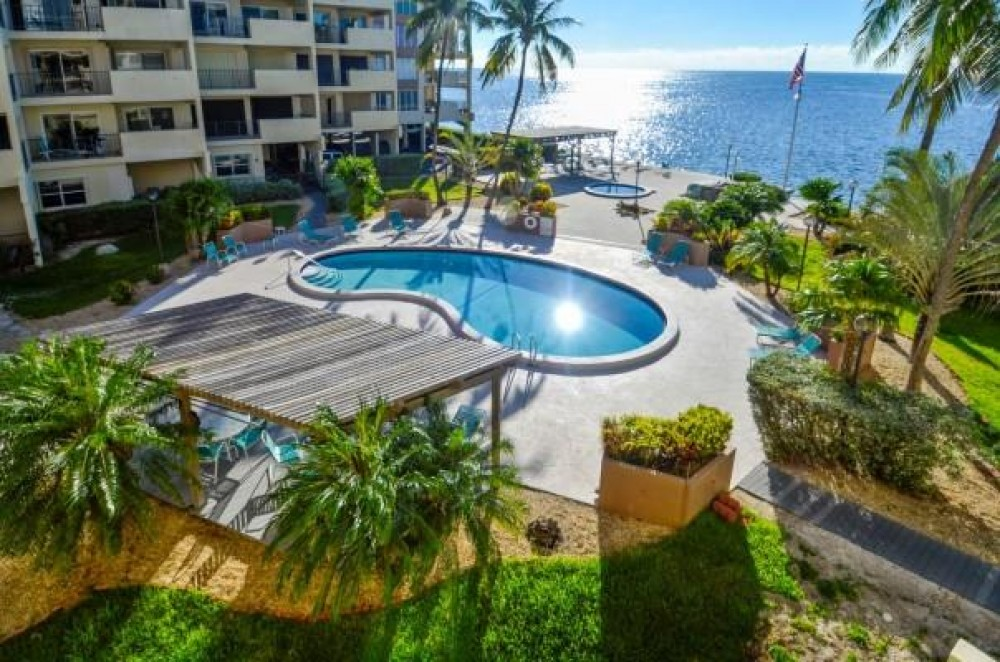 Islamorada vacation rental with View from Balcony