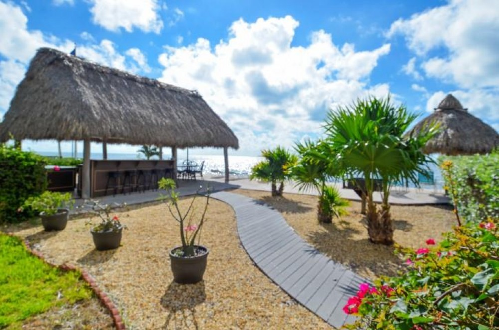 Islamorada vacation rental with Landscaping