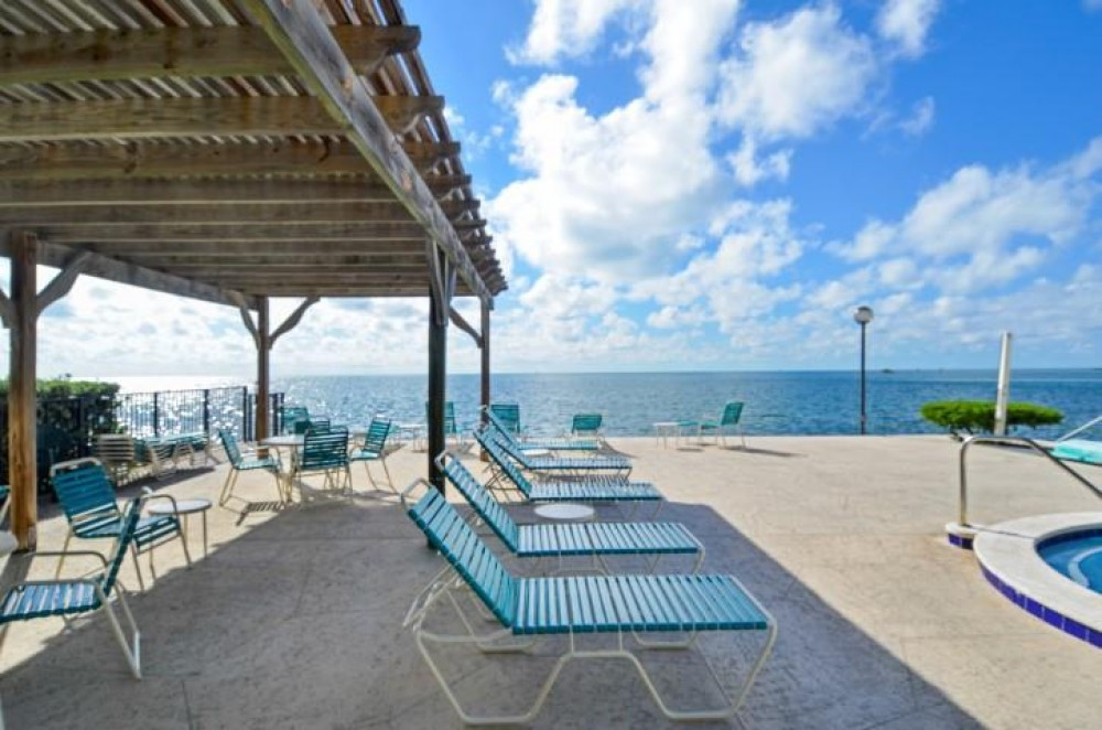 Islamorada vacation rental with Lounge Oceanfront