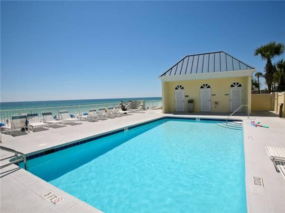 Miramar Beach vacation rental with Pool by the Beach