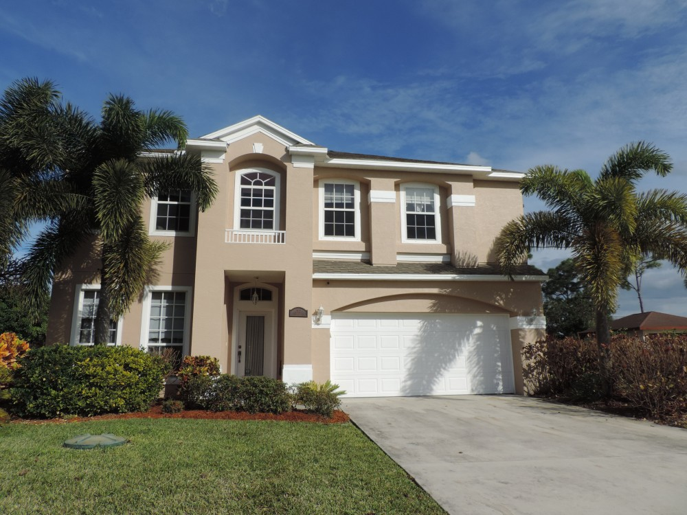 Port St. Lucie vacation rental with