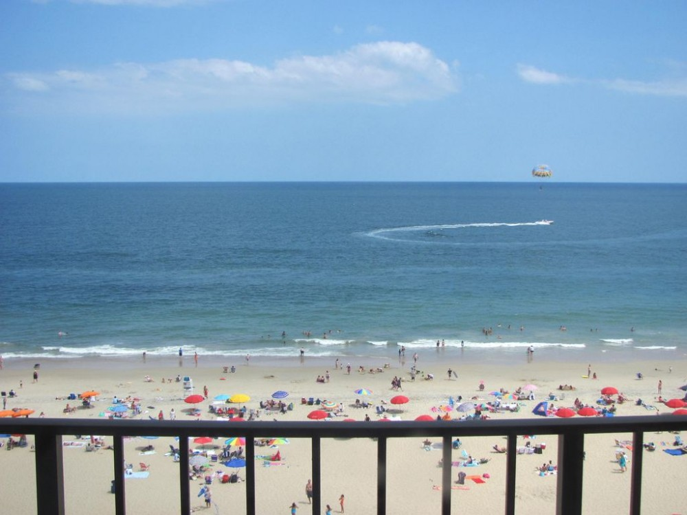 Ocean City vacation rental with Commanding View of the Atlantic