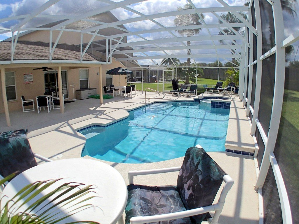 Large Private Deck, Pool/Spa, Free Wifi, BBQ, HBO