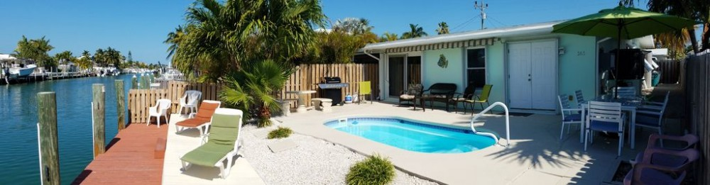 Key Colony Beach vacation rental with