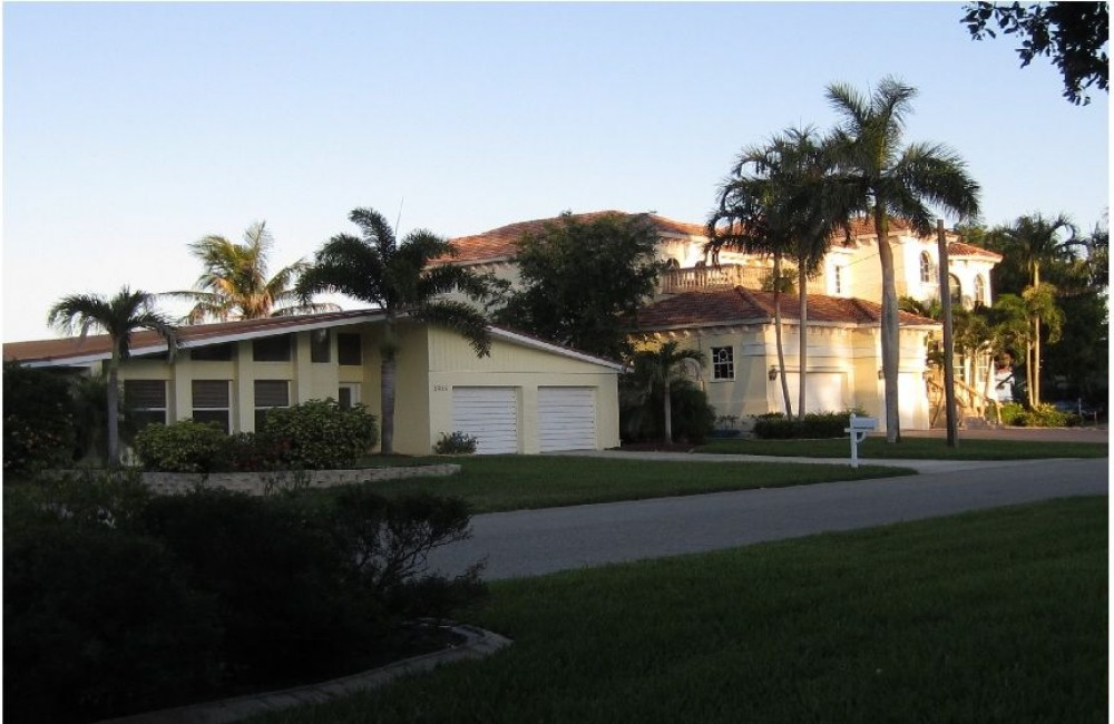 Cape Coral vacation rental with VIEW OF Villa RIVERFRONT