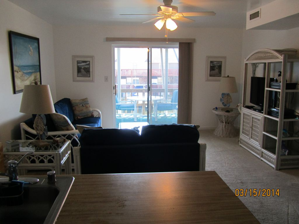 1 Bed Short Term Rental Condo Ocean City