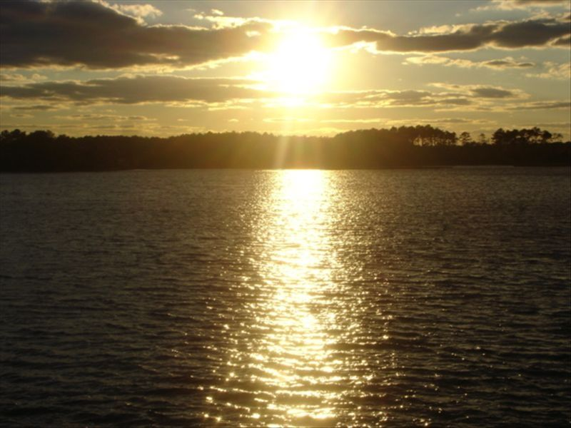 Spectacular Sunsets!! Fall Getaways