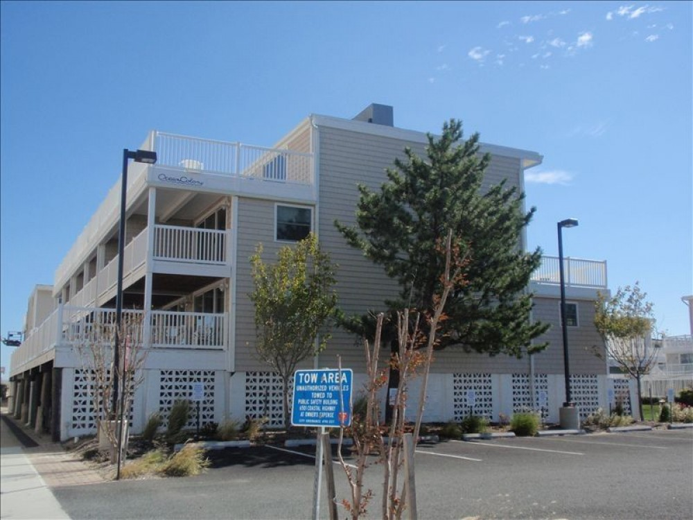 Ocean City vacation rental with House outside