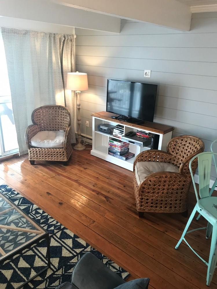 Living room Airbnb Alternative Ocean City Maryland Rentals