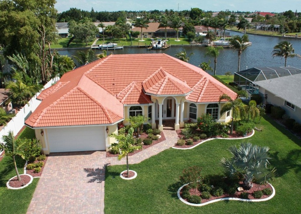 Cape Coral vacation rental with Caribbean Island Grand Deluxe - Aerial