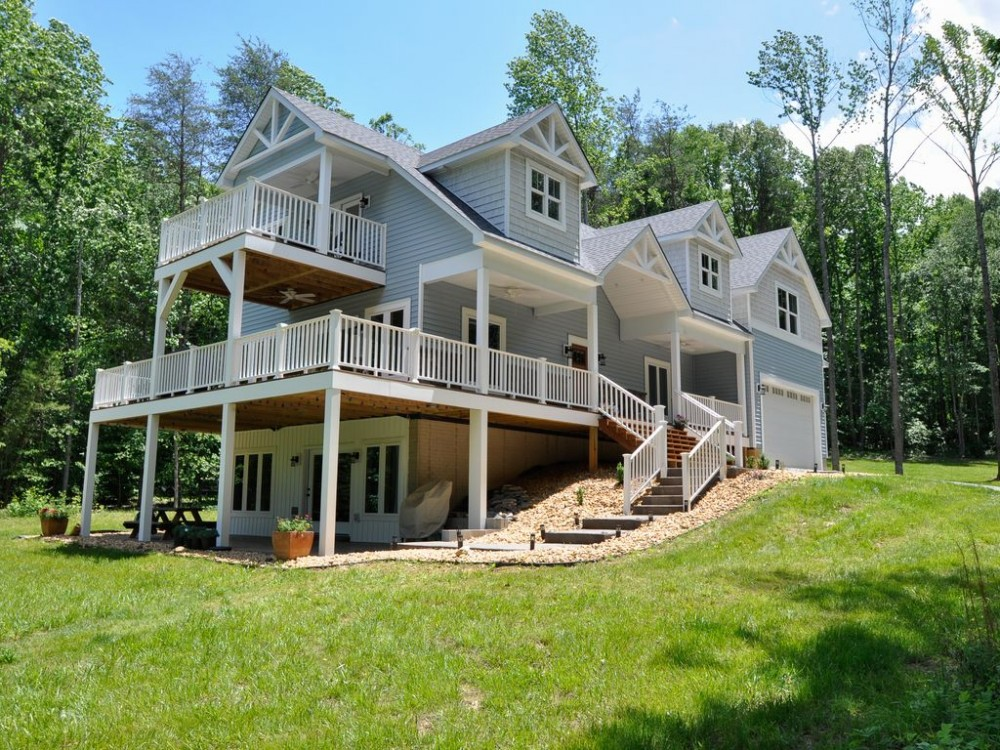 Mineral vacation rental with
